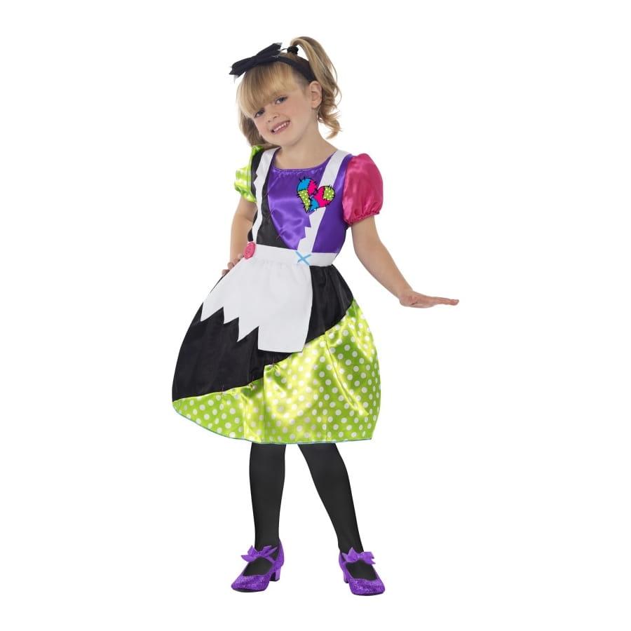 D guisement de soubrette original pour fillette - Deguisement enfant original ...