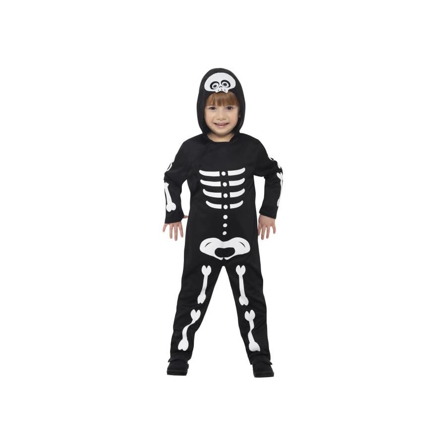 D guisement de squeleton pour enfant for Deguisement trop drole