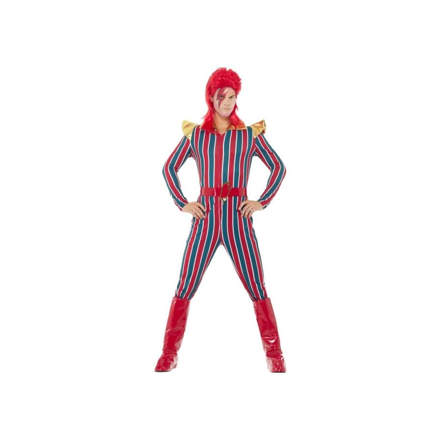 D guisement de super h ros david bowie - Super heros deguisement ...