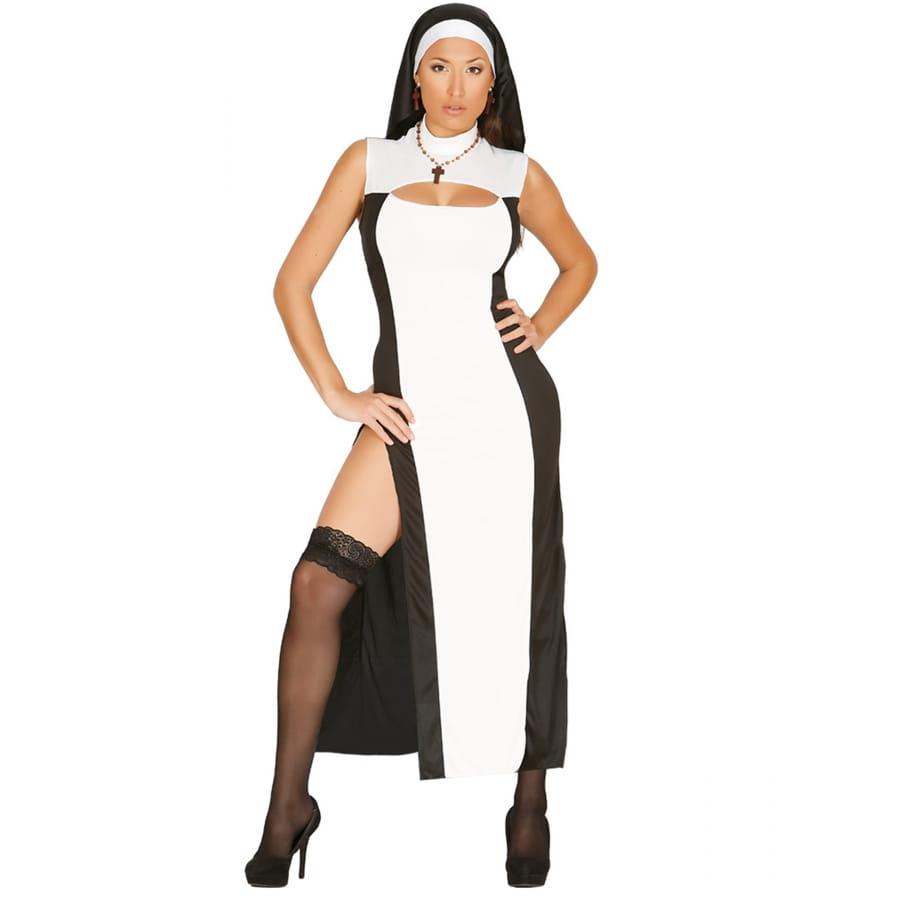 Femme Glamour D'une Déguisement Religieuse Pour JcF1lKuT35