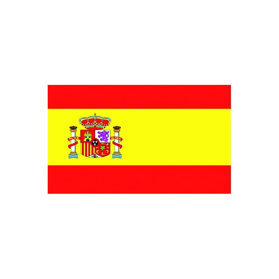 Drapeau espagnol - Drapeau espagnol a colorier ...