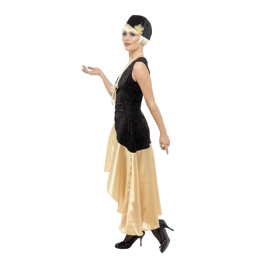 costume gatsby girl ann es 20. Black Bedroom Furniture Sets. Home Design Ideas