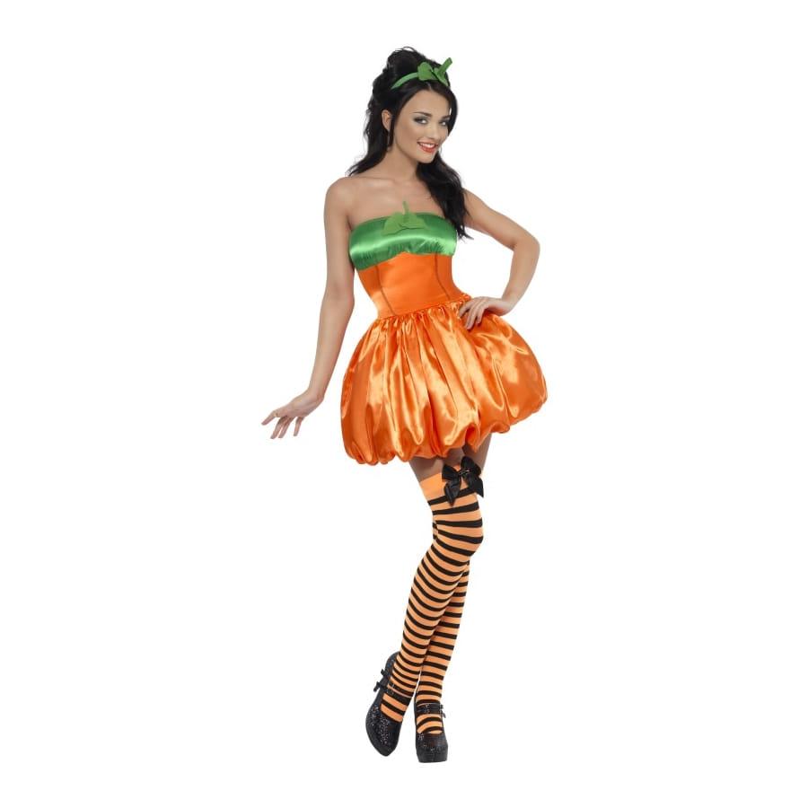 Citrouille Costume Femmes Citrouille Costume Halloween