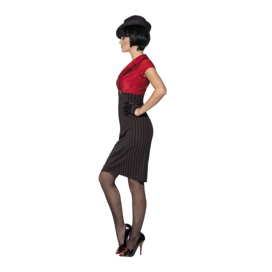 costume de femme gangster des ann es 20. Black Bedroom Furniture Sets. Home Design Ideas