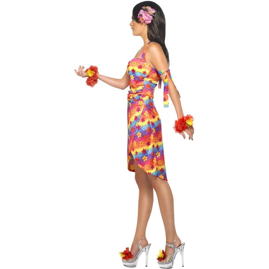 deguisement femme hawaienne