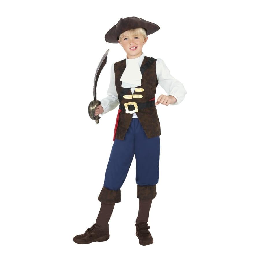 D guisement jack le pirate enfant - Jack et le pirate ...