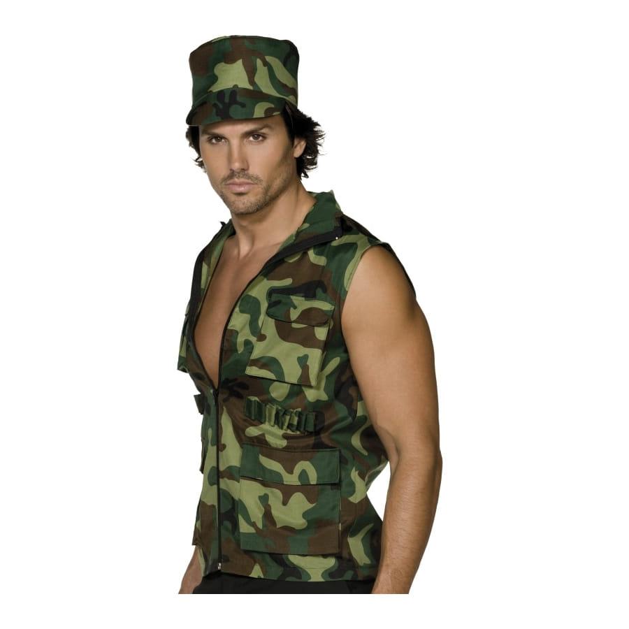 tenue safari homme