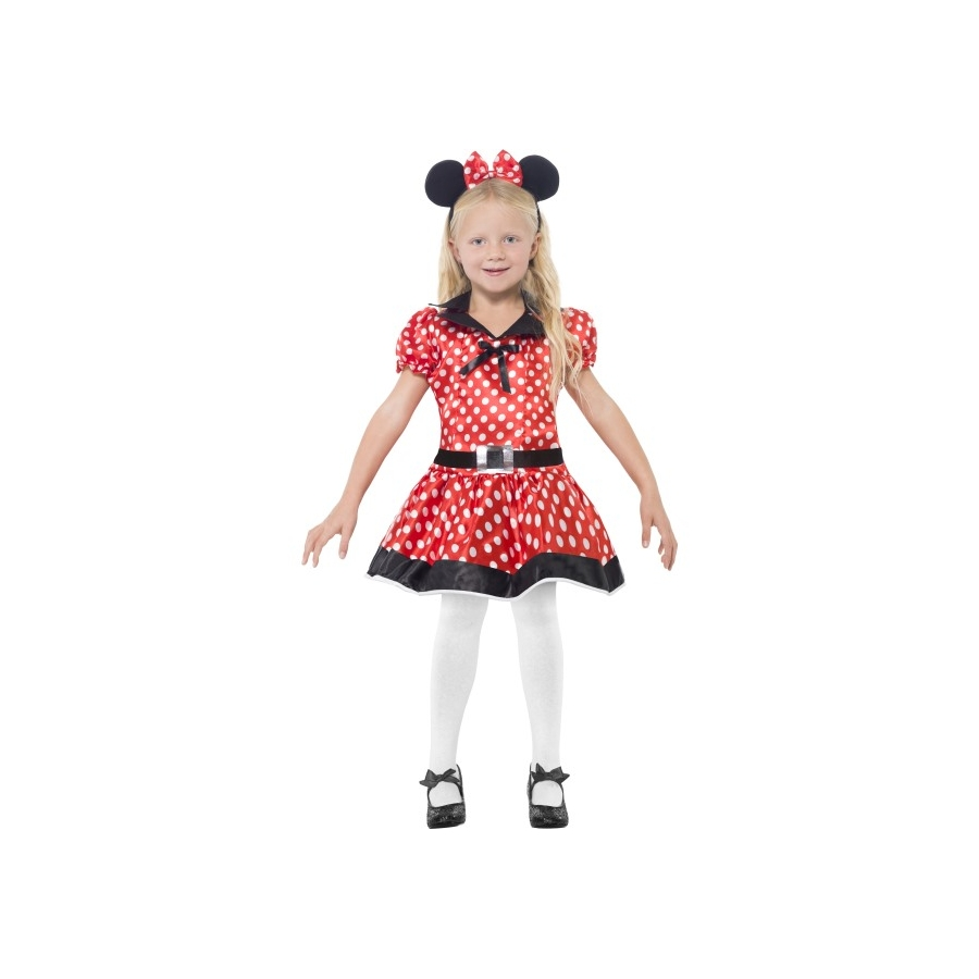 d guisement minnie mouse enfant. Black Bedroom Furniture Sets. Home Design Ideas