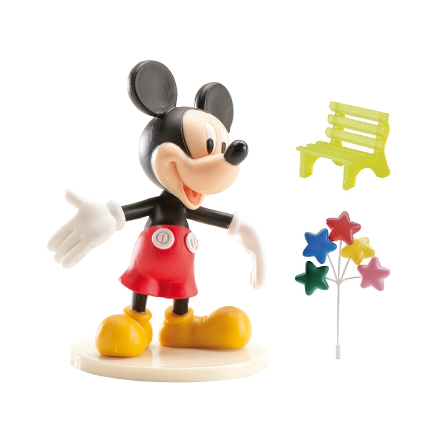 d 233 corations mickey pour g 226 teau en kit pvc