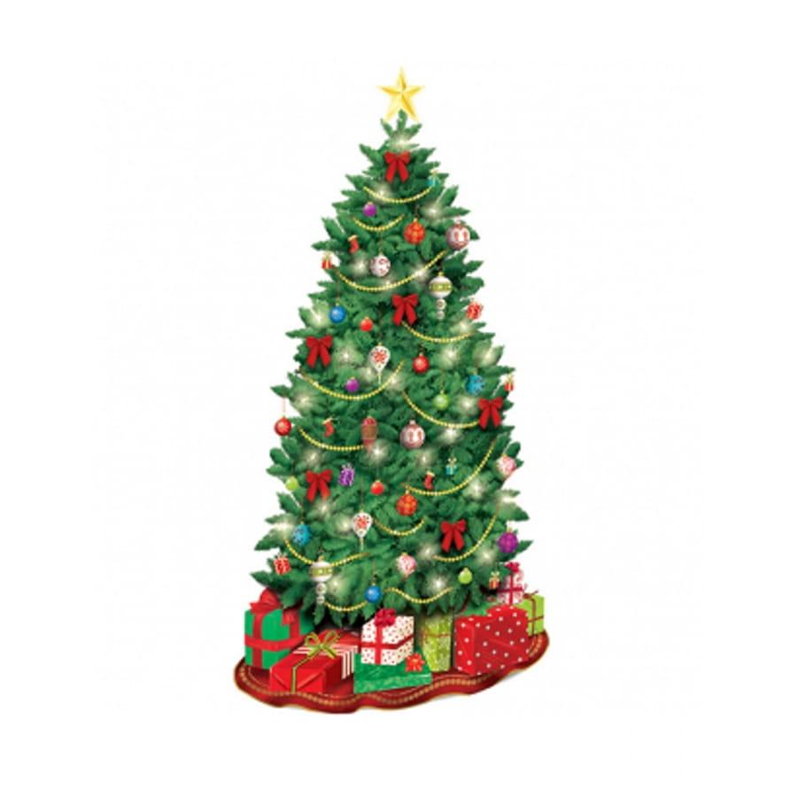 Déco murale Sapin de Noël de 165cm