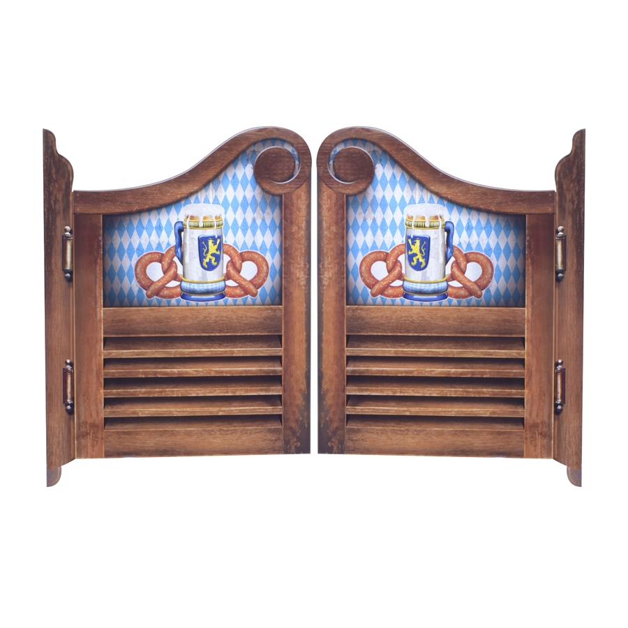 d cor porte de saloon oktoberfest. Black Bedroom Furniture Sets. Home Design Ideas