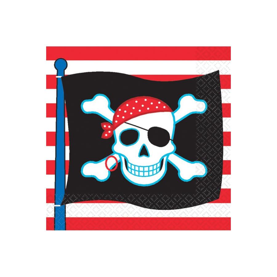 Décorations pirate de table danniversaire