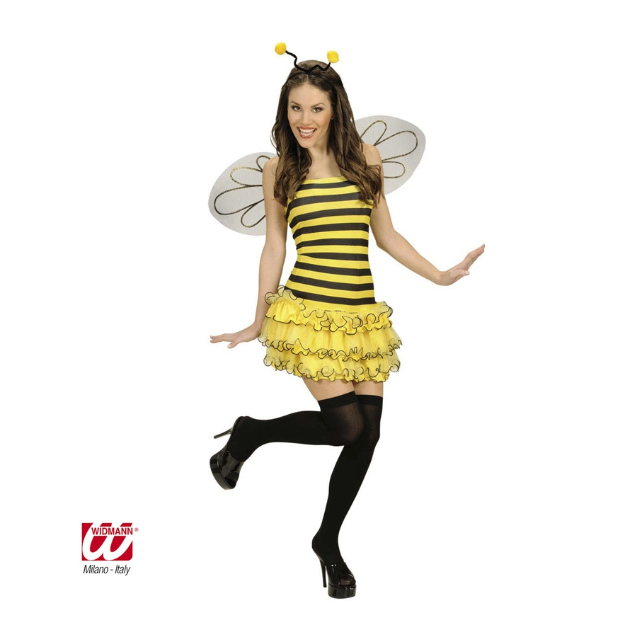 d guisement robe abeille sexy femme adulte. Black Bedroom Furniture Sets. Home Design Ideas