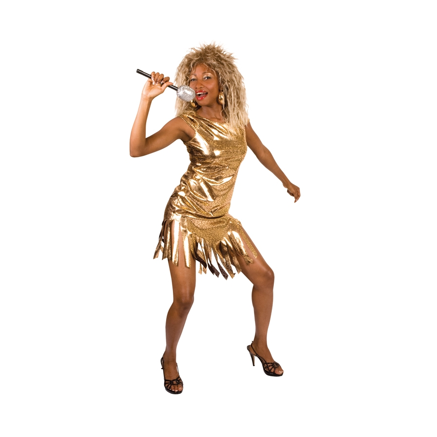 Déguisement robe de Tina Turner
