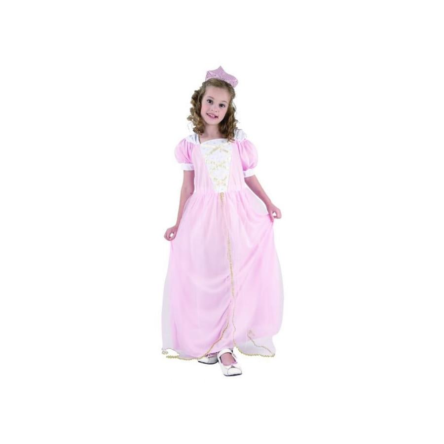 d guisement robe princesse rose pour petite fille. Black Bedroom Furniture Sets. Home Design Ideas