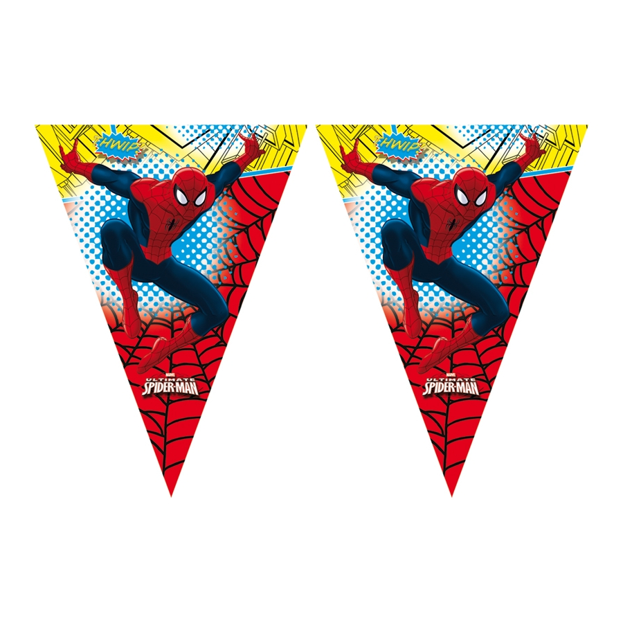 D cos spiderman homecoming de table d 39 anniversaire for Deco s