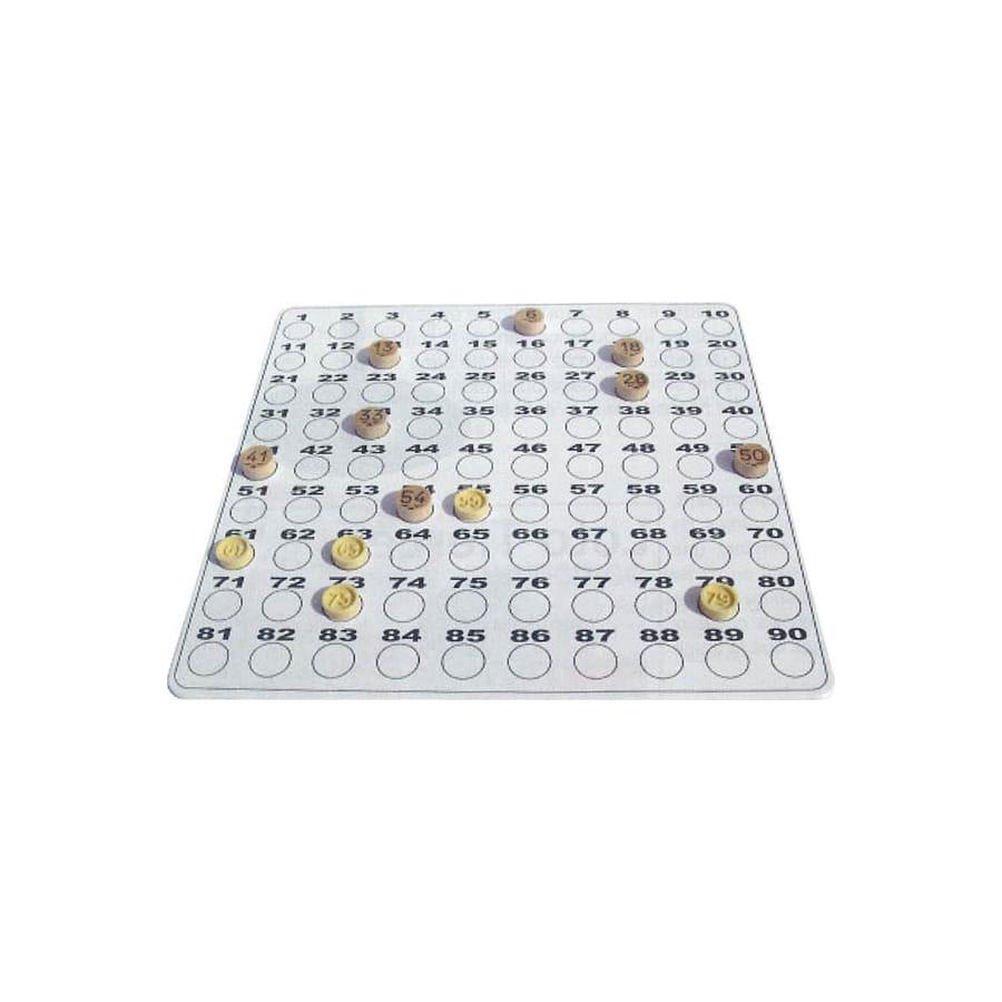 grille loto pour jetons. Black Bedroom Furniture Sets. Home Design Ideas