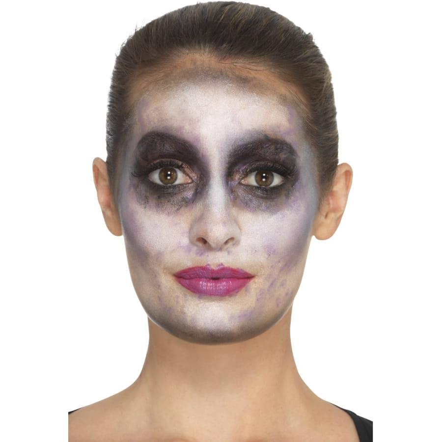 kit de maquillage infirmière zombie
