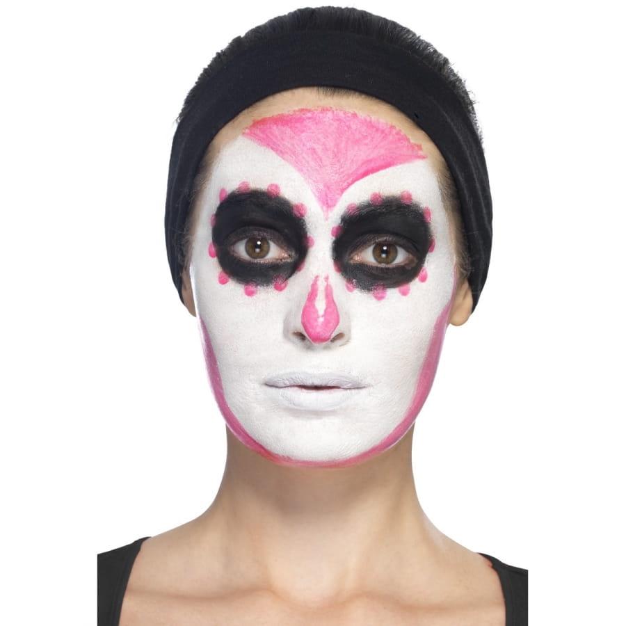 kit de maquillage jour des morts n on uv. Black Bedroom Furniture Sets. Home Design Ideas