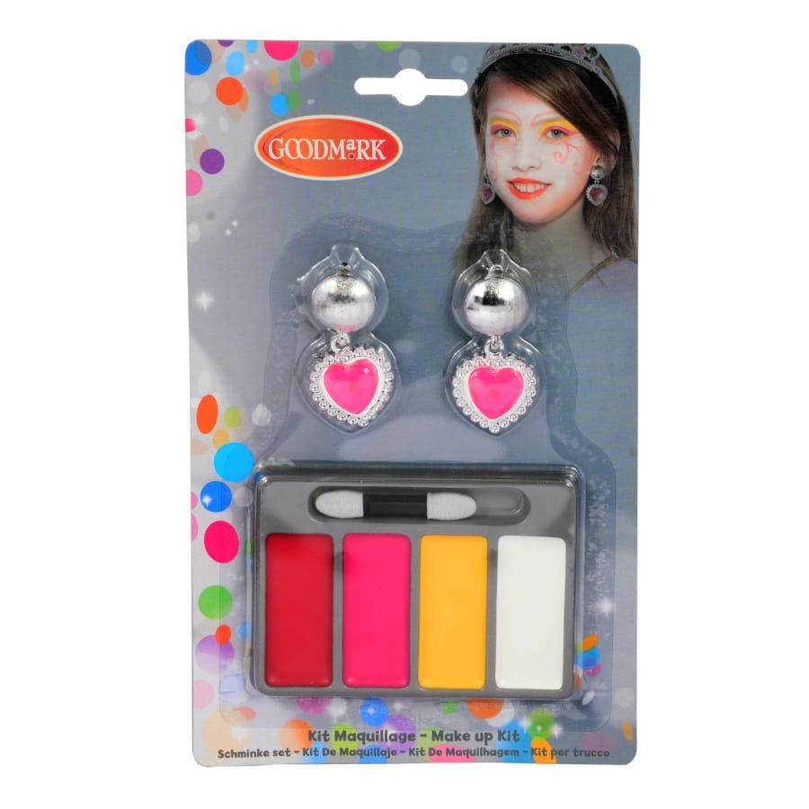 Kit de maquillage pour fillette - Maquillage sorciere fillette ...