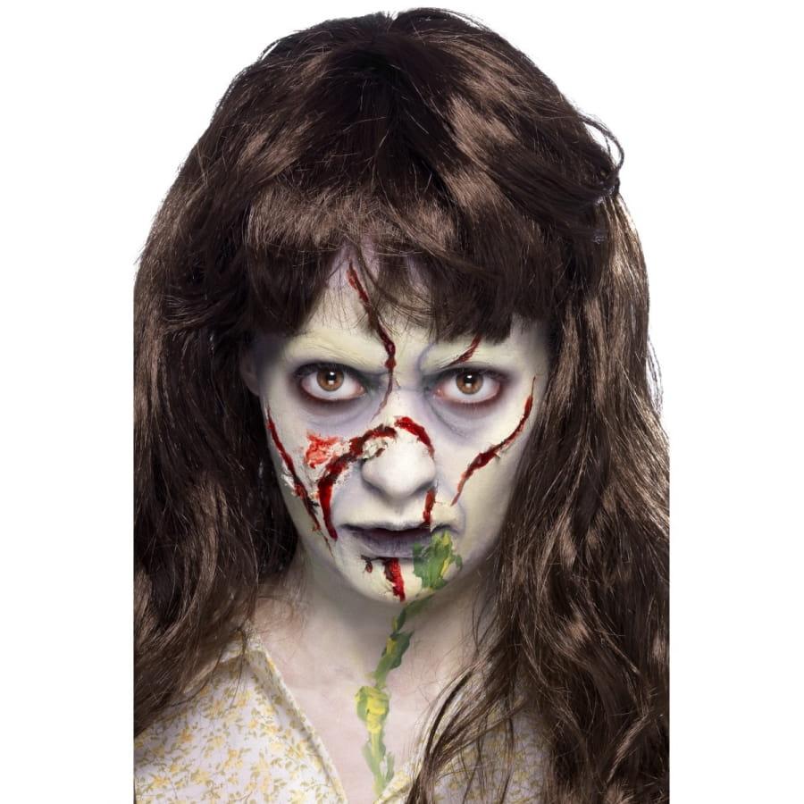 Kit de maquillage zombie - Maquillage zombie femme facile ...