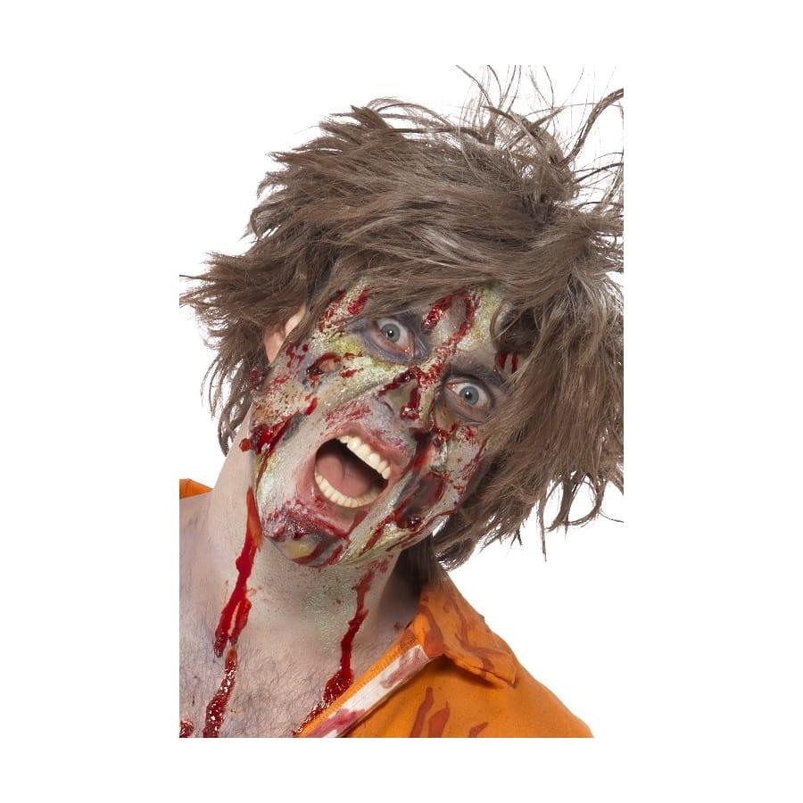 maquillage zombie enfant deguisement dguisement enfant. Black Bedroom Furniture Sets. Home Design Ideas