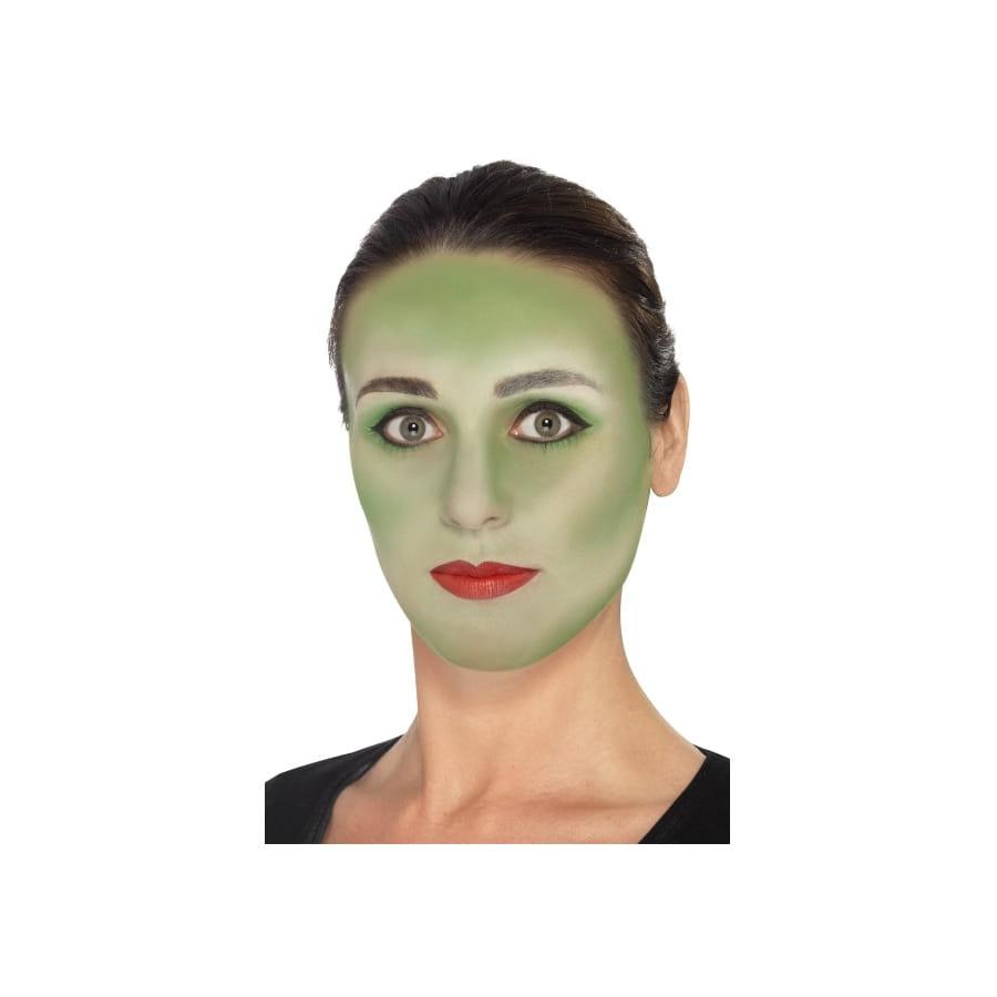 Kit maquillage de sorci re verte - Maquillage de sorciere ...