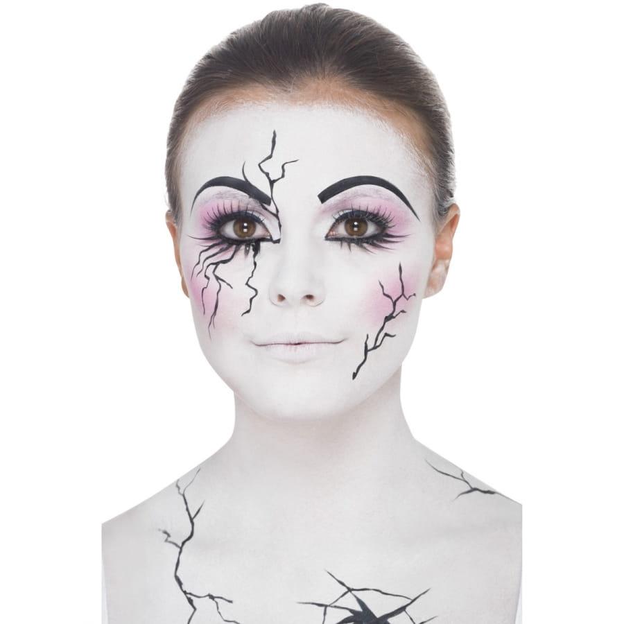 Kit maquillage poup e morte - Maquillage poupee halloween ...