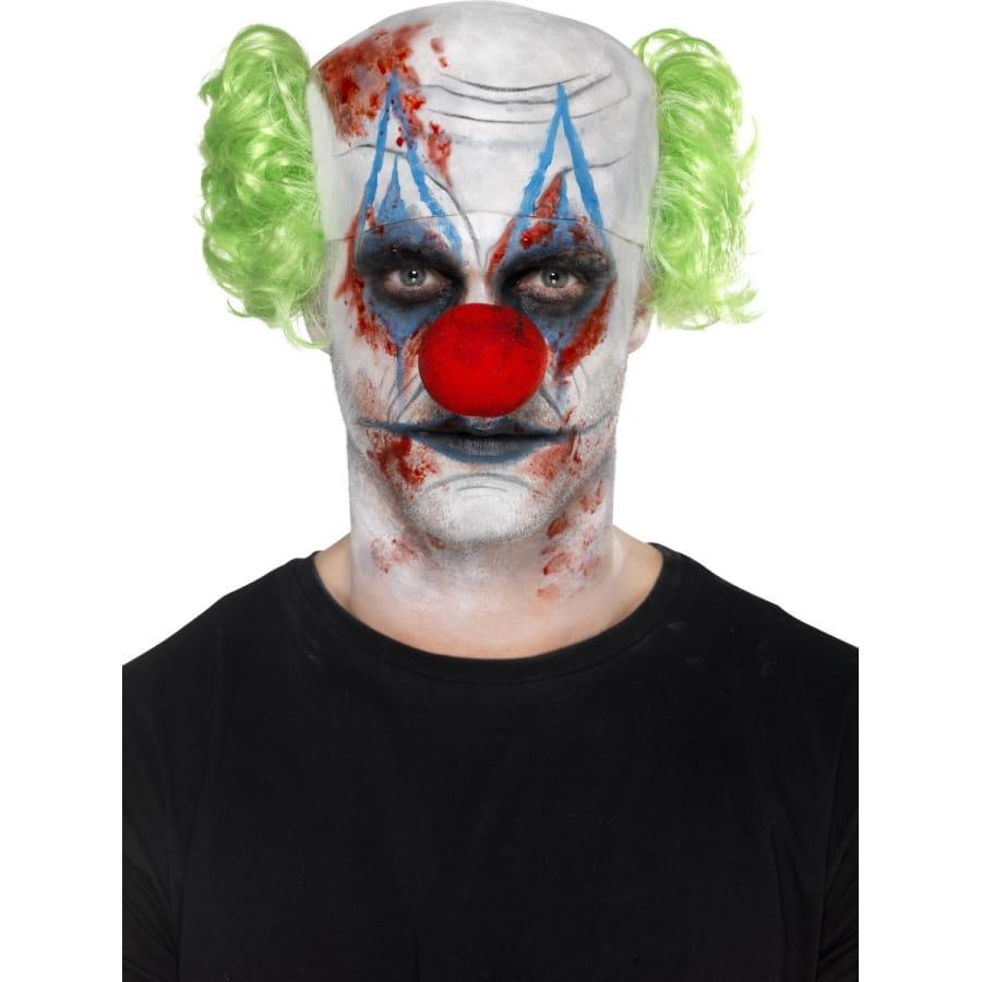 kit pour maquillage de clown sinistre. Black Bedroom Furniture Sets. Home Design Ideas