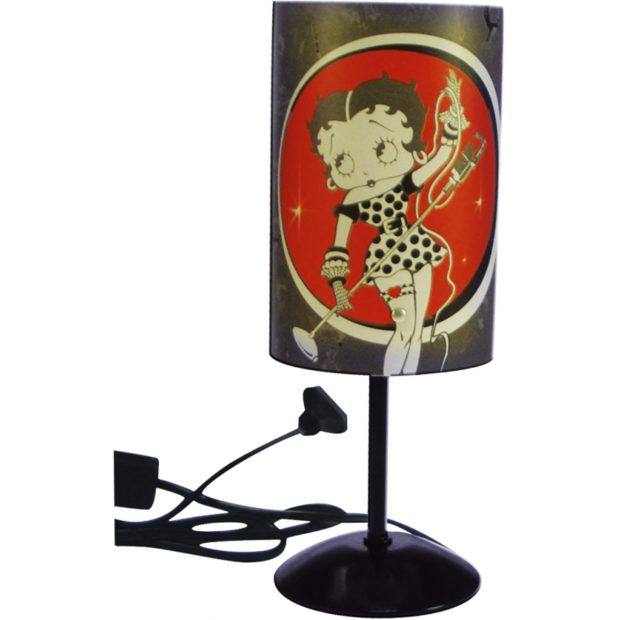 lampe betty boop d co. Black Bedroom Furniture Sets. Home Design Ideas