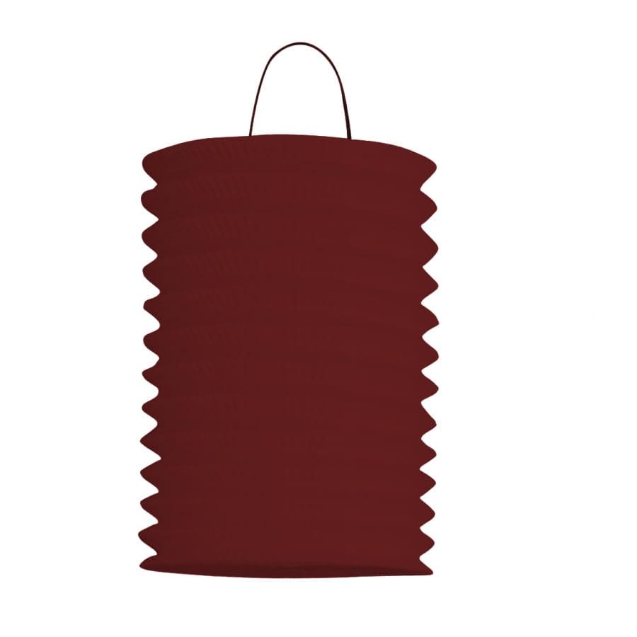 lampion papier chocolat. Black Bedroom Furniture Sets. Home Design Ideas