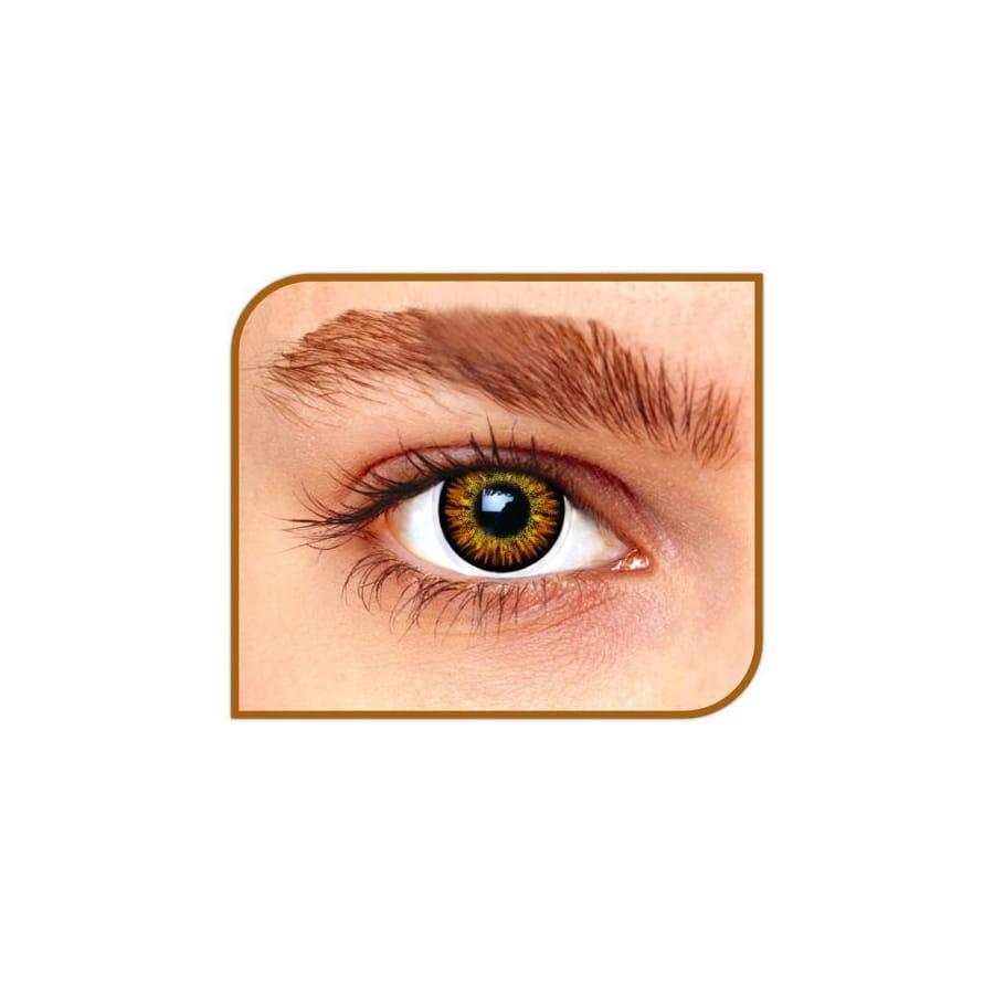 Lentilles yeux noisette - Yeux couleur noisette ...