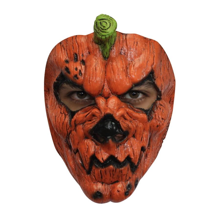 Masque de citrouille effrayante - Citrouille effrayante ...
