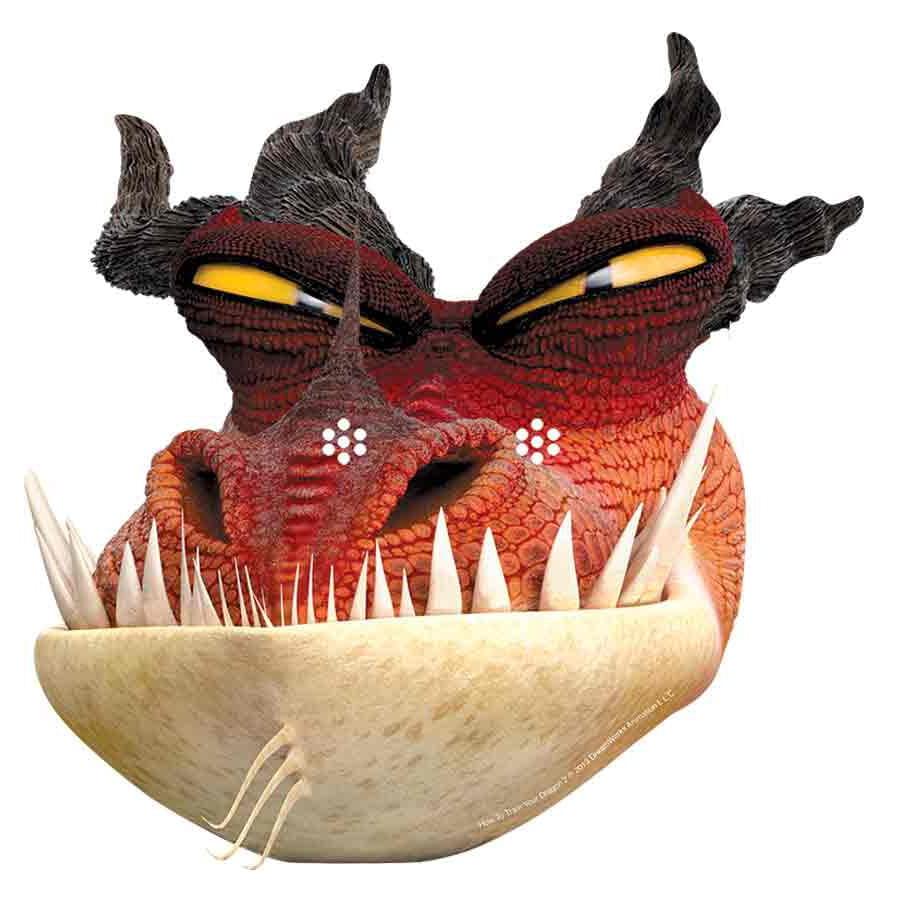 Masque de furie nocturne dragon 2 - Furie nocturne dragon ...
