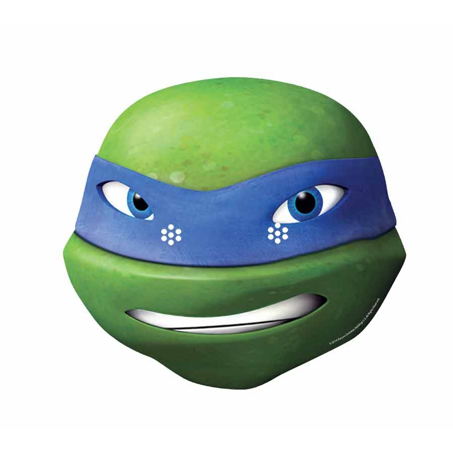 masque de lonardo tortue ninja - Tortue Ninja