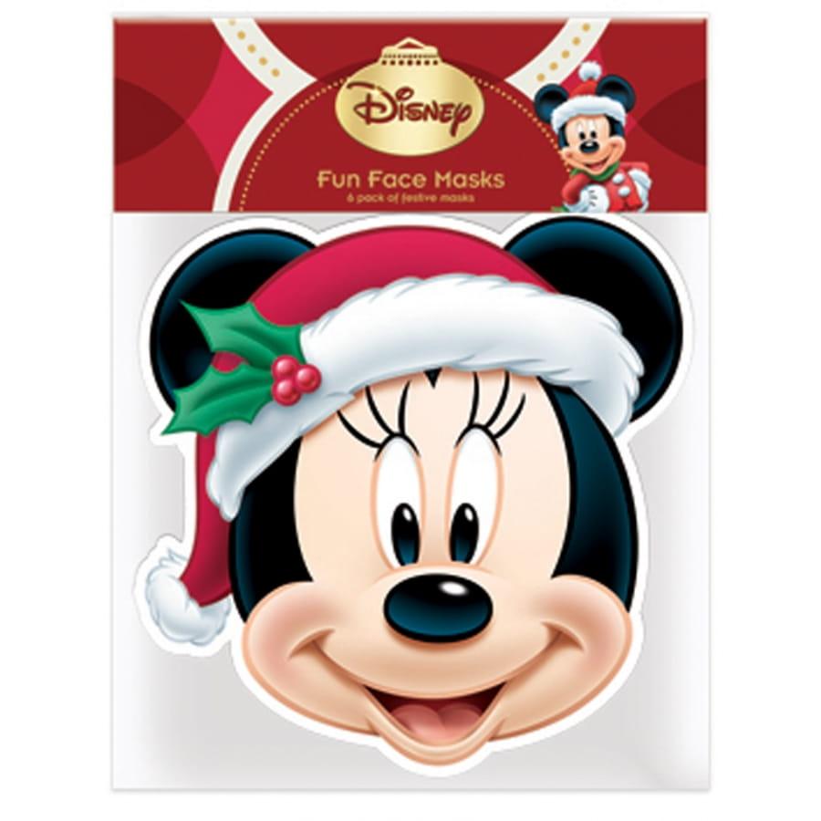 Collection Feerique De Masques De Noel