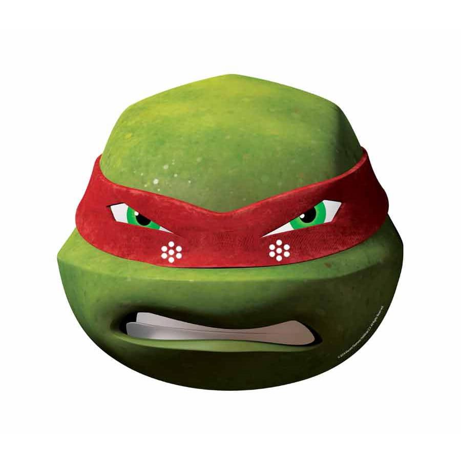 Masque de raphael des tortues ninja carton - Image de tortue ninja ...