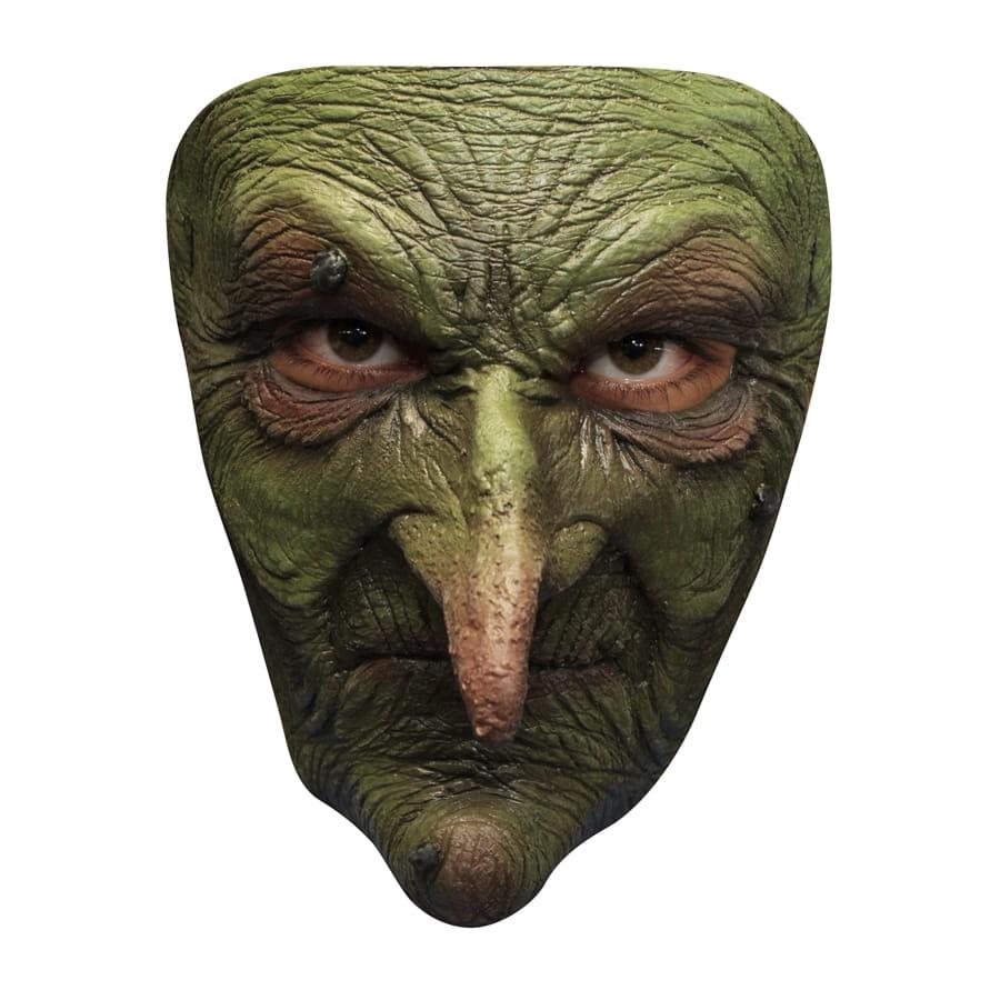 Masque de vilaine sorci re verte - Image de sorciere ...