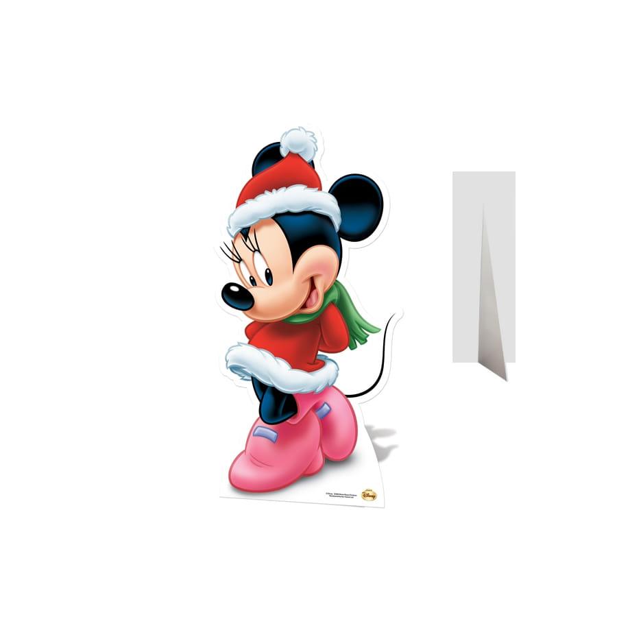 Minnie mouse m re no l en carton - Minnie mouse noel ...