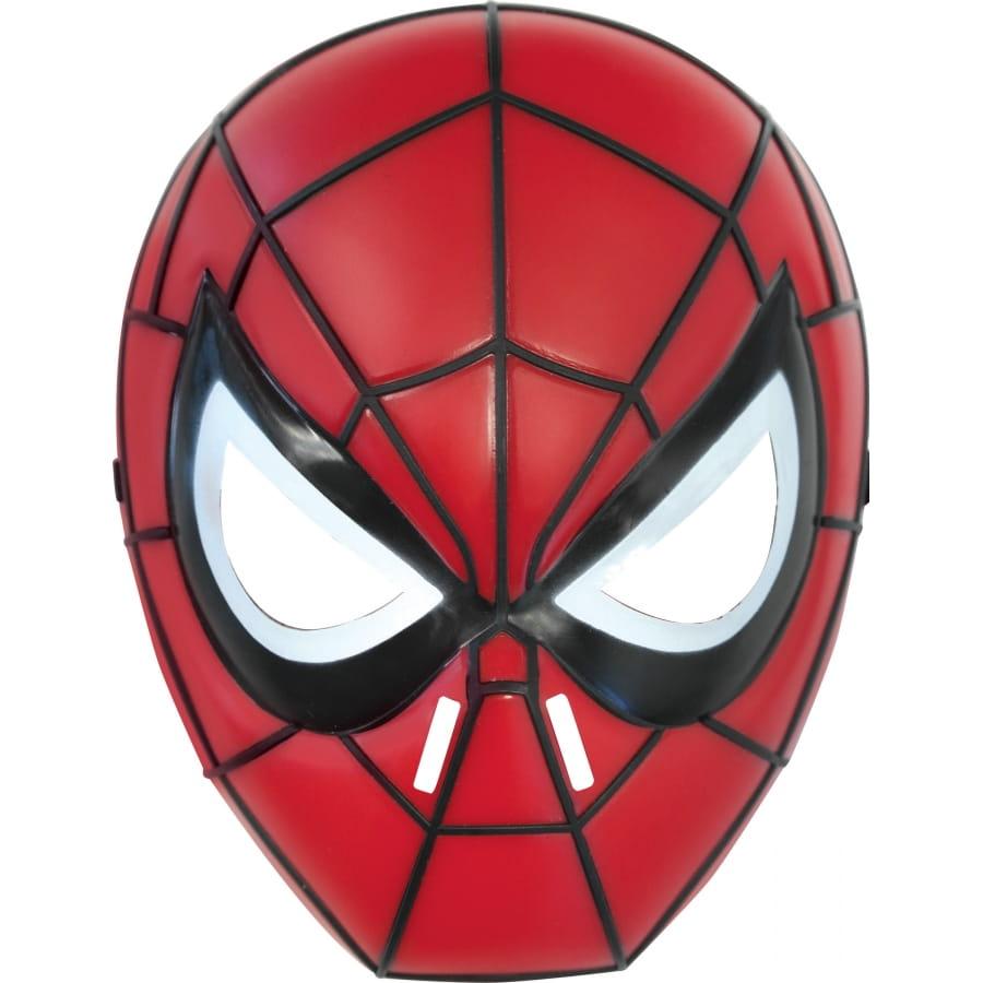 masque spider man ultimate rigide pour enfant