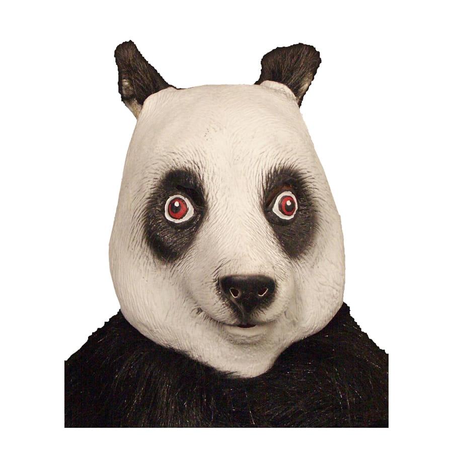 Masque t te de panda int gral - Tete de panda dessin ...