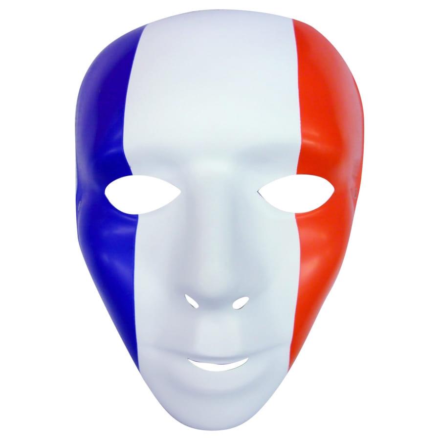 Masque visage adulte en pvc tricolore - Masque visage a mettre au frigo ...