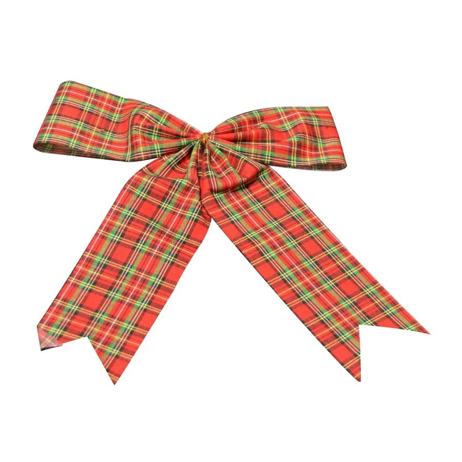 fournir beaucoup de style de mode nouvelles photos Noeud ecossais de décoration, 30 x 20cm