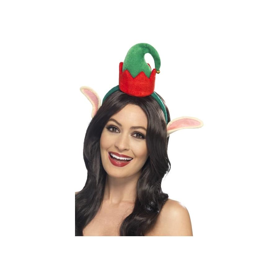 complet dans les spécifications profitez de la livraison gratuite couleurs délicates Petit bonnet d'elfe sur serre tête