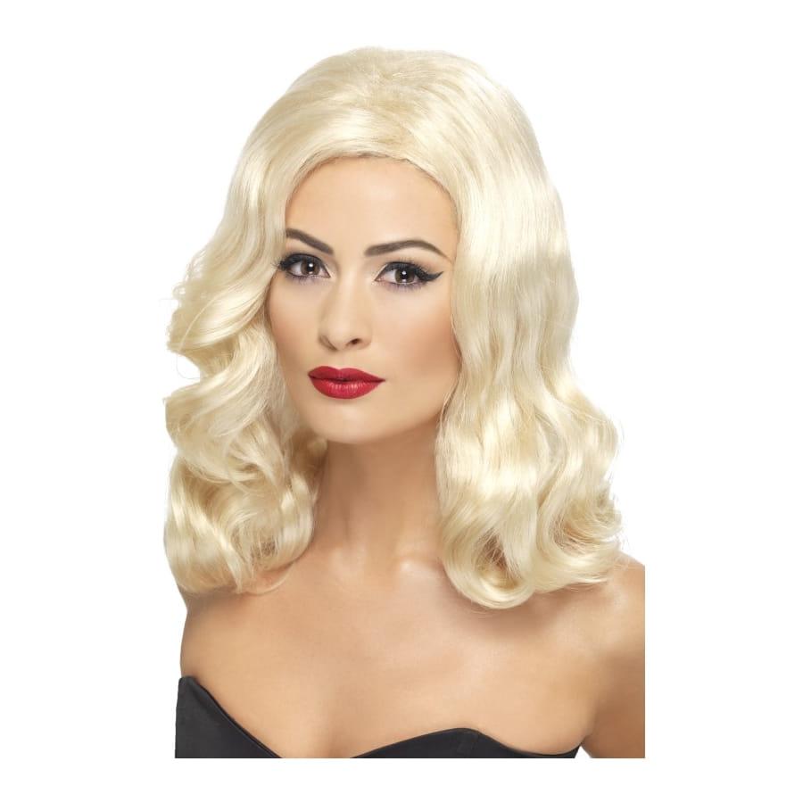 Perruque blonde style ann es 20 - Style annee 20 ...