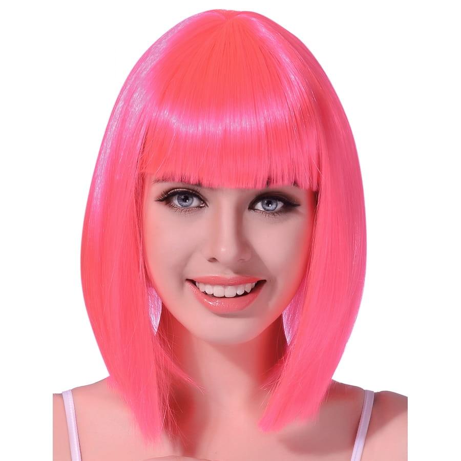 Coupe Cheveux Carre Plongeant Mi Long Avec Frange | Coiffures Cheveux Longs