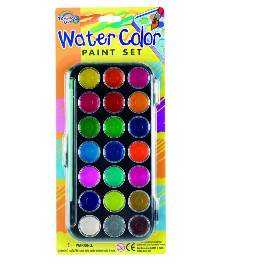 Palette de peinture l 39 eau - Peinture resistant al eau ...