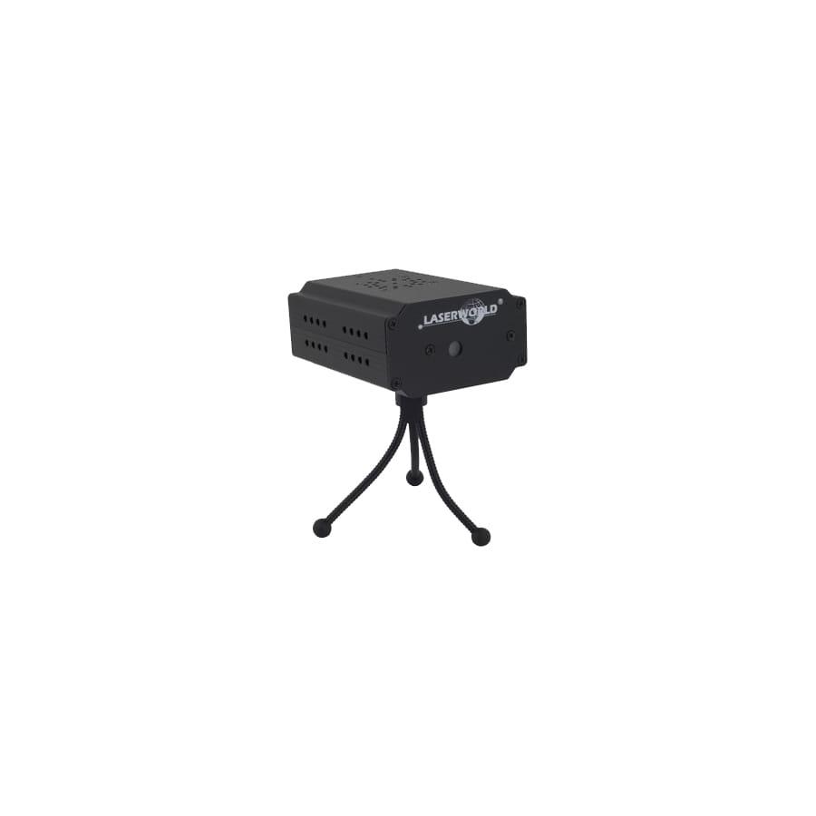 projecteur laser compact avec angle superieur 90. Black Bedroom Furniture Sets. Home Design Ideas