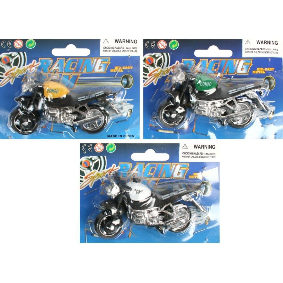 Petite moto m tal et plastique - Petites pochettes plastiques ...