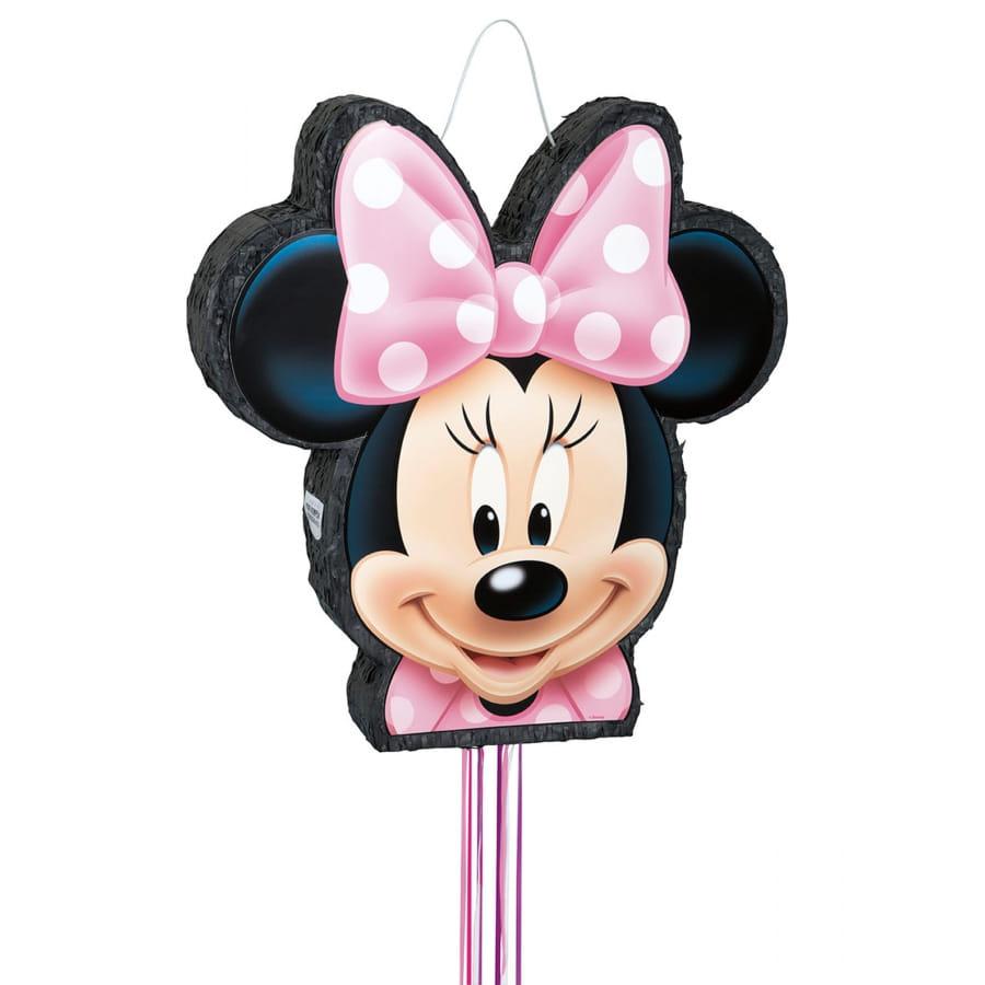 Piñata Minnie Mouse à Tirer